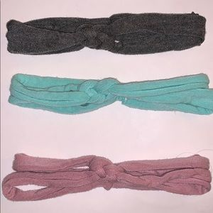 Other - Knotted headbands